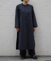 THE HINOKI / コットンネップ パラシュートクロス オールインワン / col.BLACK