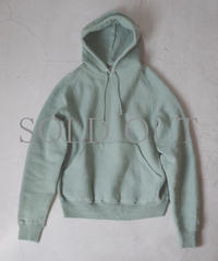 ENDS and MEANS / Hoodie Sweat / col.セージグリーン