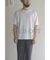 bunt / STANDARD TEE / col.WHITE