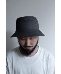 ULTERIOR / BIZEN NO.1 TWILL BUCKET HAT / col.SLATE GRAY