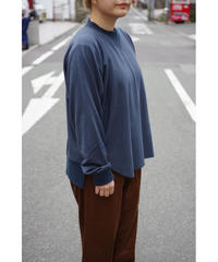 bunt / COMFY CREW NECK SWEAT / col.NAVY / Lady's