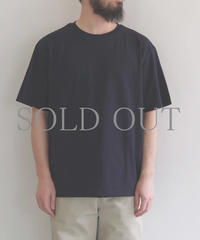 comm.arch. / DOUBLE LAYERED S/S TEE / col.NIGHET OCEAN