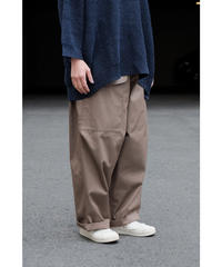 un/unbient / プルパンツ(BUGGY) / col.german brown / Lady's