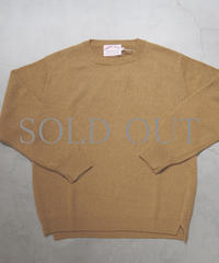 comm.arch. / HAND FRAMED CO LINEN P/O / col.yellow dust