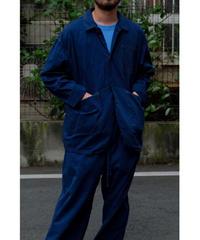YOKO SAKAMOTO / WORK JACKET / col.NAVY