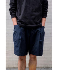S.F.C / TAPERED EASY SHORTS NYLON / col.DEEP NAVY