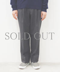 bunt / CK 2TUCK WIDE TAILORED PANTS
