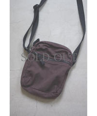 YOKO SAKAMOTO / SHOULDER BAG / col.BROWN