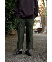 DEAD STOCK / Belgium Army M-88 Field Pants / 1A