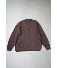 comm.arch. / HAND FRAMED CO LINEN C/D / col.MUD BROWN