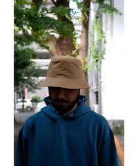 ULTERIOR / BIZEN NO.1 TWILL BUCKET HAT / col.BEIGE