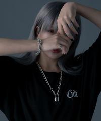 【cult original】Padlock necklace (CTS0084)