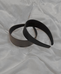 【cult select】Leather hair band (CTK0139)