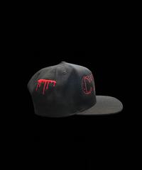 """CTLS   SNAPBACK CAP """"broken fonts"""""""