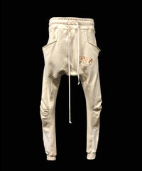 CTLS   vanilla usual sweat pants