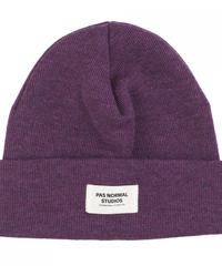 OFF RACE BEANIE - PURPLE