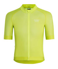 Pas Normal Studios MECHANISM JERSEY -  Bright Lime 2020