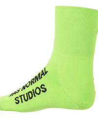 CONTROL OVERSOCKS - BRIGHT GREEN