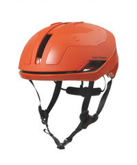 Pas Normal Studios FALCONER HELMET - BRIGHT ORANGE