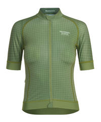 Pas Normal Studios WOMEN'S MECHANISM JERSEY - LIGHT GREEN 2019