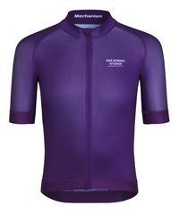 Mens Mechanism Late Drop Jersey - Purple 2021