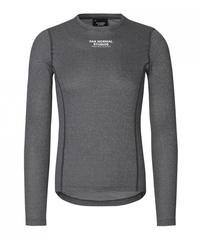CONTROL 【 MID】 LS BASE LAYER - BLACK 2020