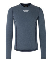 CONTROL 【HEAVY】 LS BASE LAYER - NAVY 2021