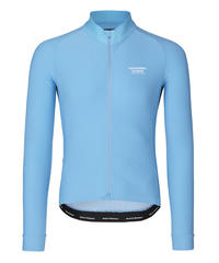 Long Sleeve Jersey - Light Blue 2018