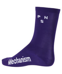 Pas Normal Studios LOGO SOCKS - (PNSロゴ) PURPLE 2020