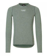 CONTROL HEAVY LS BASE LAYER - DARK GREEN