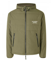 OFF RACE THERMAL JACKET - OLIVE