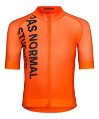 Pas Normal Studios SOLITUDE JERSEY – Bright Orange 2020