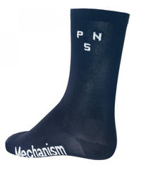 Pas Normal Studios LOGO SOCKS - (PNSロゴ) Navy 2020