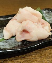追加国産牛もつ肉(牛小腸)200g¥1200(税込¥1296)