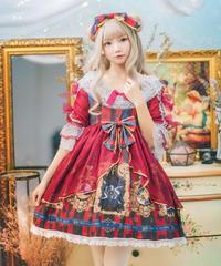 【d.Alice】トランプ柄ワンピース 1059