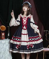 【d.Alice】白雪ワンピース