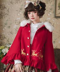 【d.Alice】Lolitaウールクローク