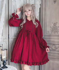【d.Alice】深紅ワンピース
