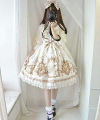 【d.Alice】オーガンジーワンピース