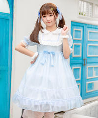 【d.Alice】クリアパステルOP