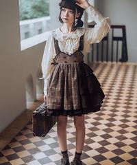 【d.Alice】探偵ストラップスカート