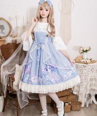 【d.Alice】マーメイドワンピース