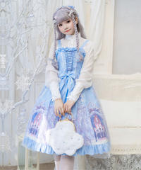 【d.Alice】ブルーキャンドルワンピース