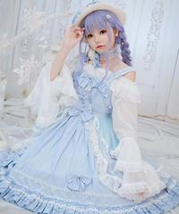 【d.Alice】フリルワンピース