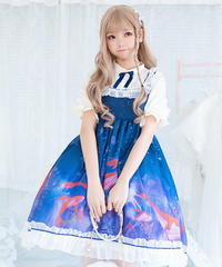 【d.Alice】マリンワンピース 1007