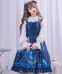 【d.Alice】ディープマリンワンピース