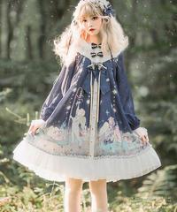 【d.Alice】エンジェルリボンワンピース 1023