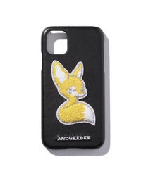 フェネックサガラシシュウケースiPhone11 AG201BC0201