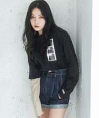 【UNISEX】フィルムプリントロンT AG203CS0805