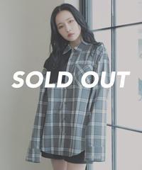 【UNISEX】チェックシャツ AG204SH1103